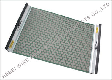 Single Side Tension Shale Shaker Screen Manufacturers Flat Hook Panel